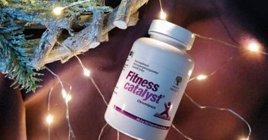 Fitnes Catalyst Chromlipaza