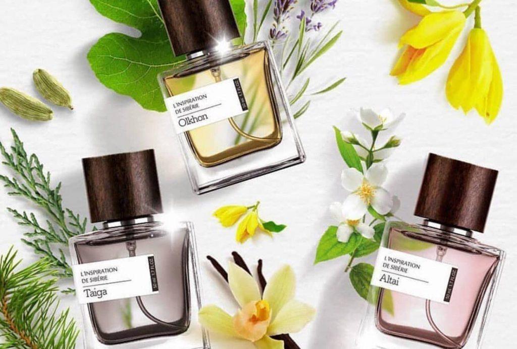 Parfemi prirodna linija kozmetike