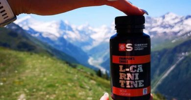 Siberian Super Natural Sport L-Carnitine