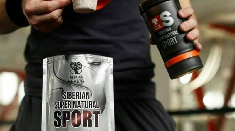 Siberian Super Natural Sport Multicomponent hi-grade protein