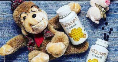Siberian immunity sweets Topiviška