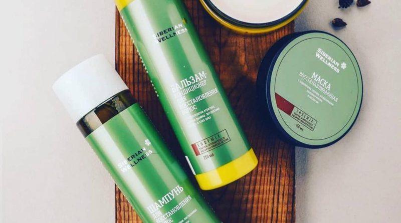 Sampon i balzam za obnavljanje kose